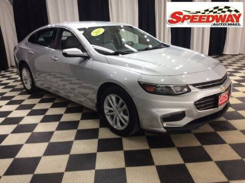 2017 Chevrolet Malibu for sale at SPEEDWAY AUTO MALL INC in Machesney Park IL