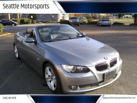 2008 BMW 3 Series for sale at Seattle Motorsports in Shoreline WA