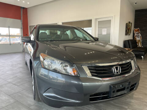 2008 Honda Accord for sale at Evolution Autos in Whiteland IN