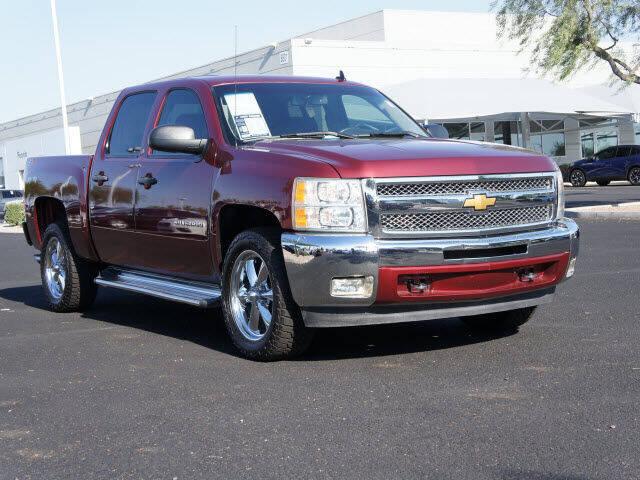 2013 Chevrolet Silverado 1500 for sale at CarFinancer.com in Peoria AZ