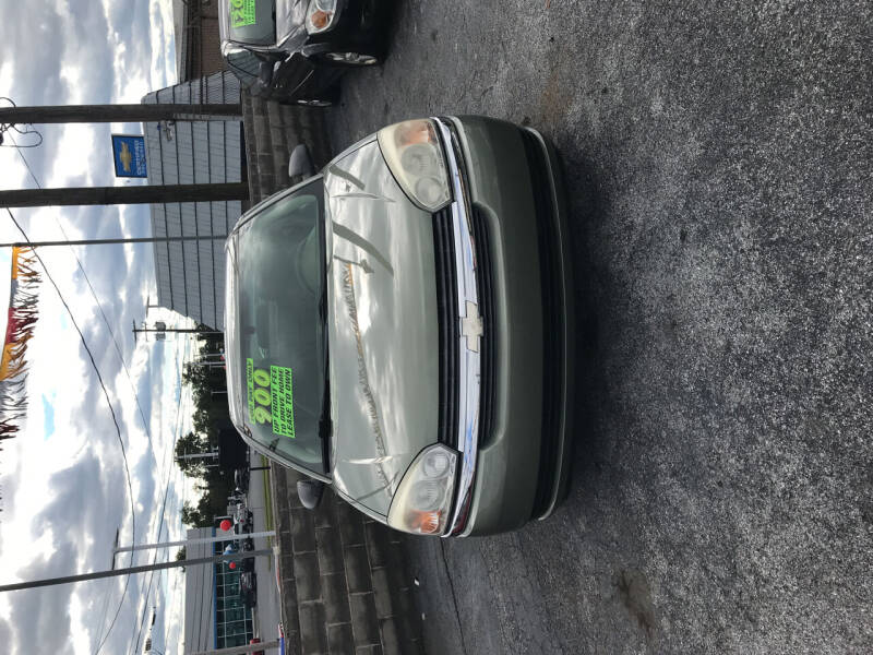 2004 Chevrolet Malibu Maxx for sale at Credit Connection Auto Sales Inc. HARRISBURG in Harrisburg PA