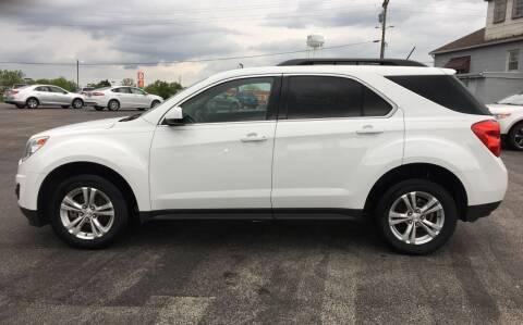 2013 Chevrolet Equinox for sale at Village Motors in Sullivan MO