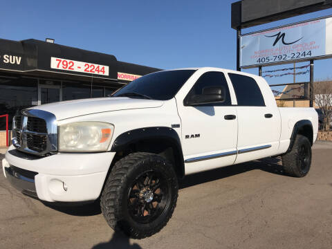 2008 Dodge Ram Pickup 1500 for sale at NORRIS AUTO SALES in Oklahoma City OK