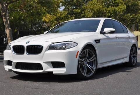 2013 BMW M5 for sale at AMC Auto Sales Inc in San Jose CA