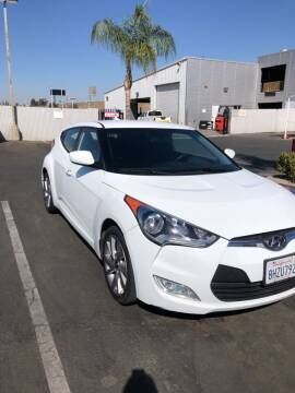 2017 Hyundai Veloster for sale at Nissan of Bakersfield in Bakersfield CA