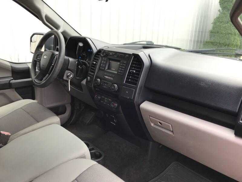 2016 Ford F-150 4x4 XL 2dr Regular Cab 8 ft. LB - Amboy IL