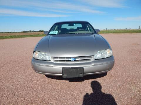 1996 Chevrolet Lumina for sale at S & M Auto Sales in Centerville SD