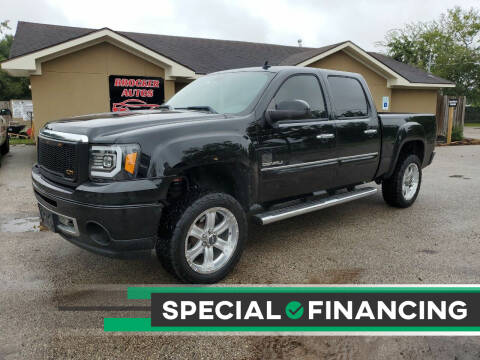 2011 GMC Sierra 1500 for sale at Brocker Autos in Humble TX