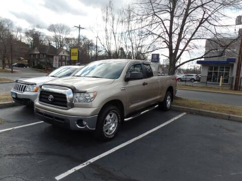 2007 Toyota Tundra for sale at CAR CORNER RETAIL SALES in Manchester CT