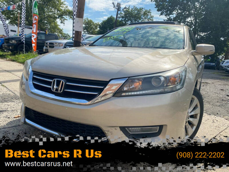 2013 Honda Accord for sale at Best Cars R Us in Plainfield NJ