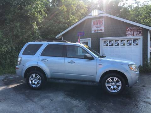 2008 Mercury Mariner for sale at KMK Motors in Latham NY
