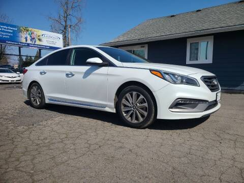 2015 Hyundai Sonata for sale at Universal Auto Sales in Salem OR