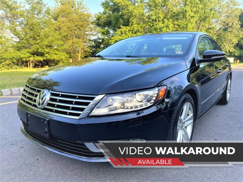 2014 Volkswagen CC for sale at Ultimate Motors in Port Monmouth NJ