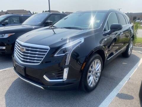 2017 Cadillac XT5 for sale at BMW of Schererville in Schererville IN