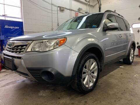 2012 Subaru Forester for sale at Auto Warehouse in Poughkeepsie NY
