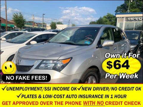 2013 Acura MDX for sale at AUTOFYND in Elmont NY