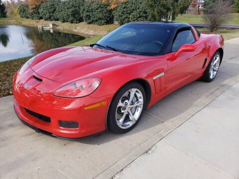 2011 Chevrolet Corvette for sale at Exclusive Automotive in West Chester OH