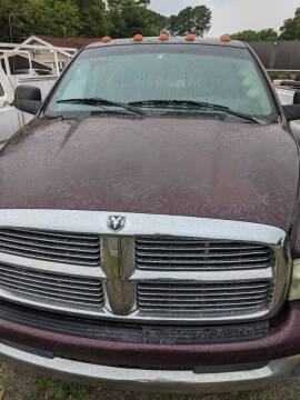 2004 Dodge Ram Pickup 3500 for sale at Delgato Auto in Pittsboro NC