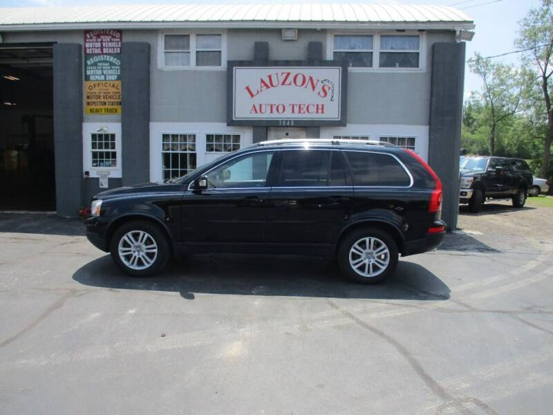 2012 Volvo XC90 for sale at LAUZON'S AUTO TECH TOWING in Malone NY