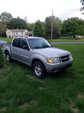 2002 Ford Explorer Sport Trac for sale at Alpine Auto Sales in Carlisle PA