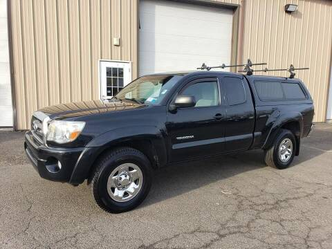 2010 Toyota Tacoma for sale at Massirio Enterprises in Middletown CT