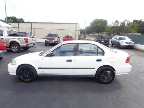 1998 Honda Civic for sale at Cars Unlimited Inc in Lebanon TN
