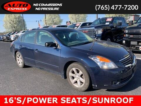 2008 Nissan Altima for sale at Auto Express in Lafayette IN