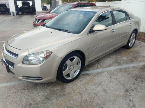 2009 Chevrolet Malibu for sale at Autos by Tom in Largo FL