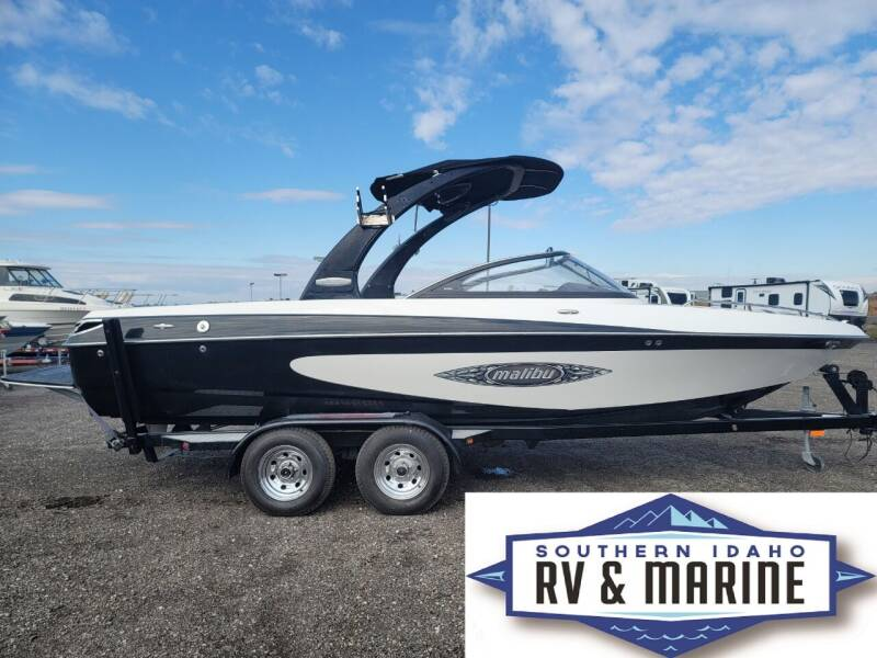 2005 MALIBU WAKESETTER VLX for sale at SOUTHERN IDAHO RV AND MARINE in Jerome ID