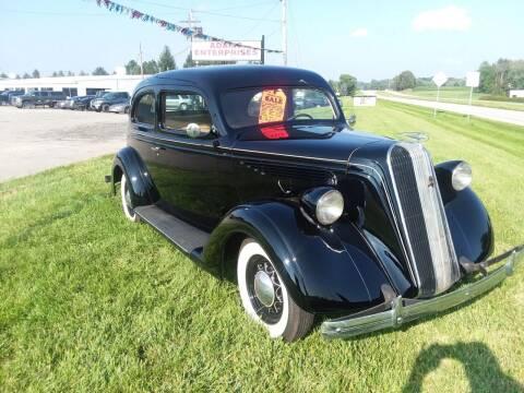 1936 Nash lafayette for sale at Adams Enterprises in Knightstown IN