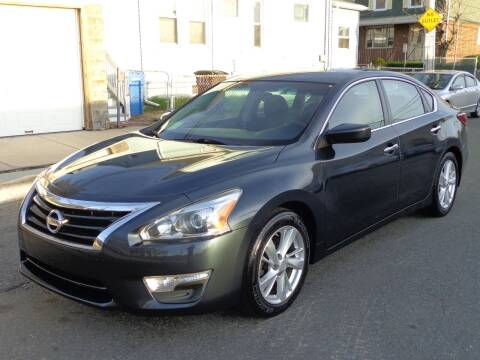 2013 Nissan Altima for sale at Broadway Auto Sales in Somerville MA