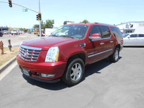 2008 Cadillac Escalade ESV for sale at Sutherlands Auto Center in Rohnert Park CA