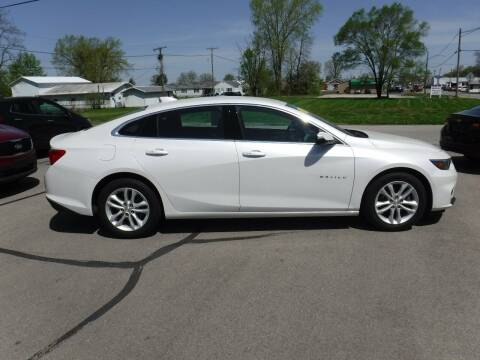 2016 Chevrolet Malibu for sale at Dave's Car Corner in Hartford City IN