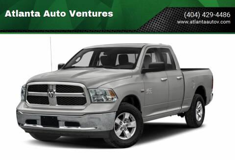 2019 RAM Ram Pickup 1500 Classic for sale at Atlanta Auto Ventures in Roswell GA