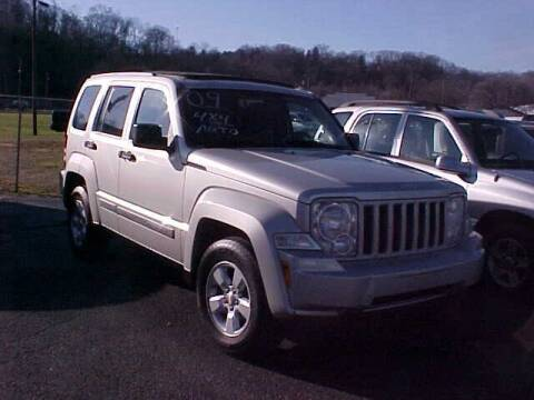 2009 Jeep Liberty for sale at Bates Auto & Truck Center in Zanesville OH