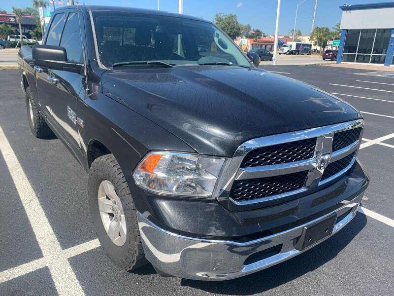 2016 RAM Ram Pickup 1500 for sale at Eden Cars Inc in Hollywood FL
