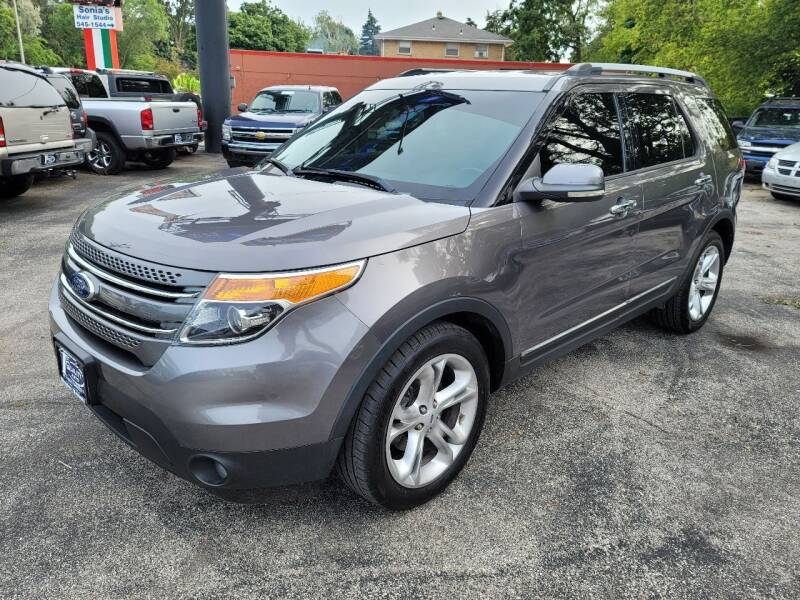 2012 Ford Explorer for sale at 1st Quality Auto in Milwaukee WI