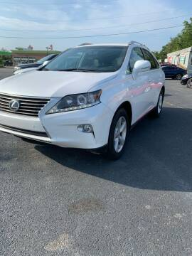 2013 Lexus RX 350 for sale at BRYANT AUTO SALES in Bryant AR