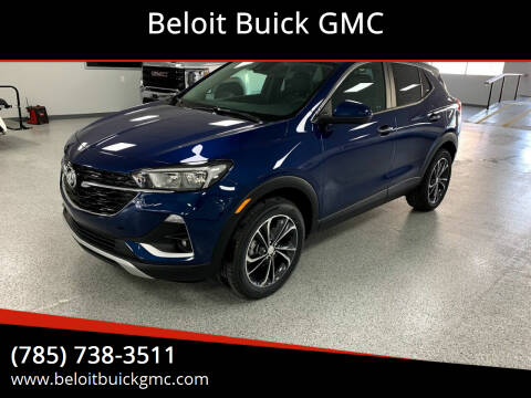 2021 Buick Encore GX for sale at Beloit Buick GMC in Beloit KS