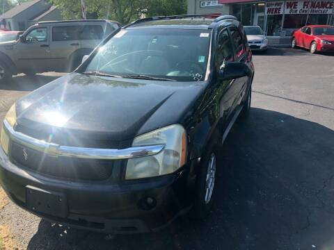 2007 Chevrolet Equinox for sale at Right Place Auto Sales in Indianapolis IN
