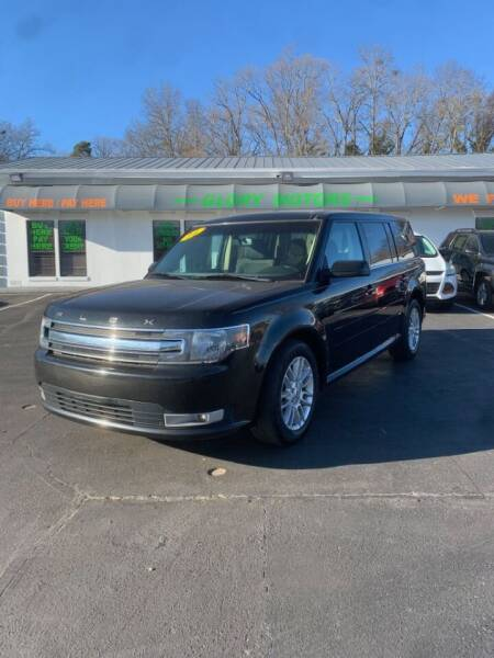 2014 Ford Flex for sale at Glory Motors in Rock Hill SC
