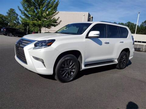 2021 Lexus GX 460 for sale at CU Carfinders in Norcross GA