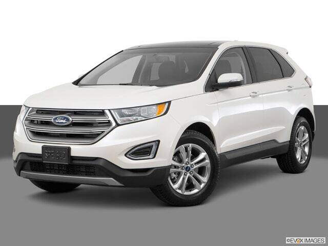 2018 Ford Edge for sale at Jensen's Dealerships in Sioux City IA