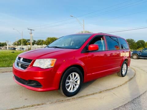 2013 Dodge Grand Caravan for sale at Xtreme Auto Mart LLC in Kansas City MO