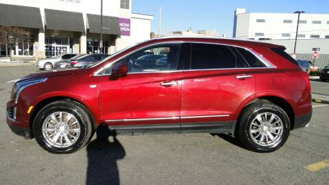2017 Cadillac XT5 for sale at AFFORDABLE MOTORS OF BROOKLYN in Brooklyn NY