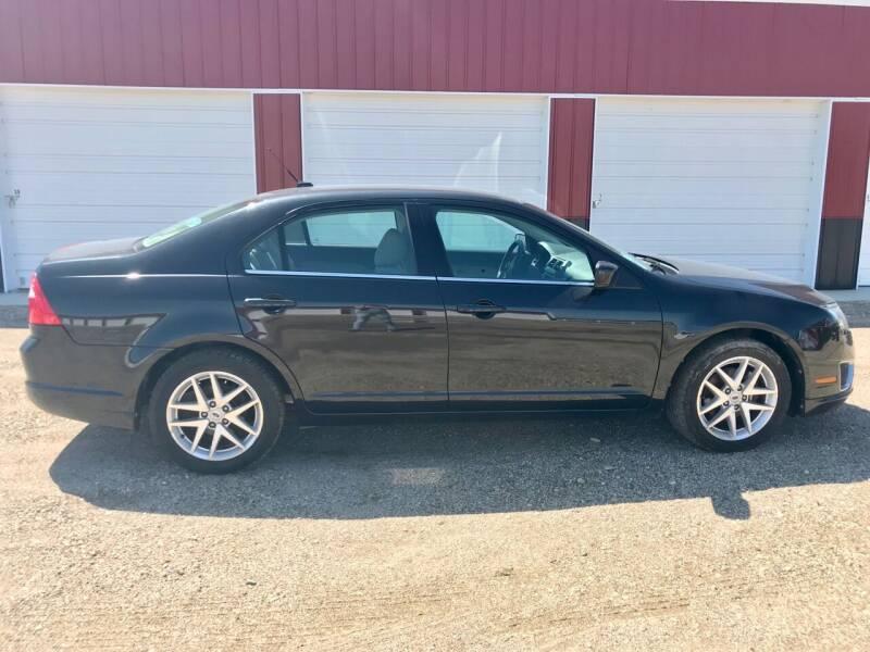 2012 Ford Fusion for sale at TnT Auto Plex in Platte SD