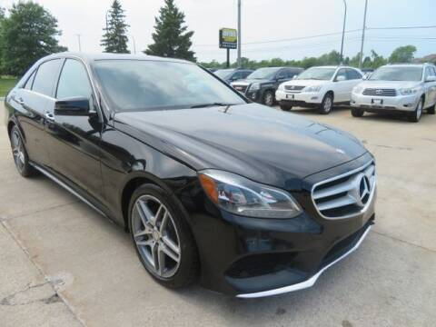 2015 Mercedes-Benz E-Class for sale at Import Exchange in Mokena IL