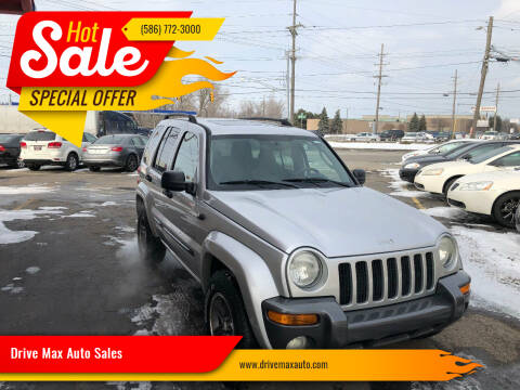 2004 Jeep Liberty for sale at Drive Max Auto Sales in Warren MI