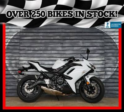 2020 Kawasaki Ninja 650 for sale at AZautorv.com in Mesa AZ