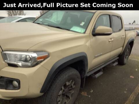 2017 Toyota Tacoma for sale at Royal Moore Custom Finance in Hillsboro OR